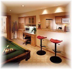 basement flooring in albany, new york remodeling
