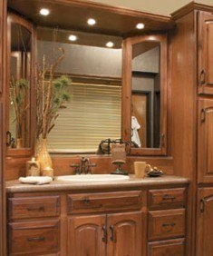 Bathroom Cabinets And Bath Remodeling