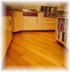 kitchen flooring in remodeling contractor in albany, new york